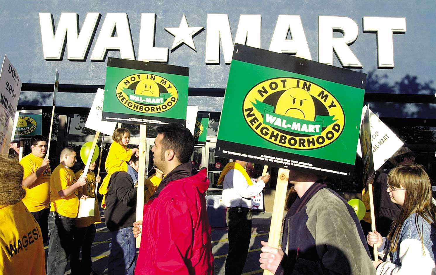 essays on wal mart good or bad When i first started looking into wal-mart as a reporter several years ago,  gosh,  we didn't know that we had a really bad supplier in china that abused its workers   by contrast, costco's suppliers were much, much better.