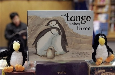 The Second grade reading curriculum now requires a book about gay penguins