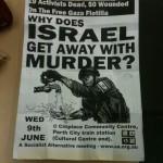 Anti Israel Propaganda - speakup4israel.com