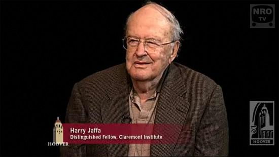 Harry V Jaffa