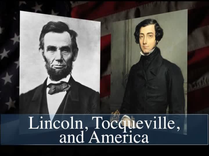 Lincoln Tocqueville America