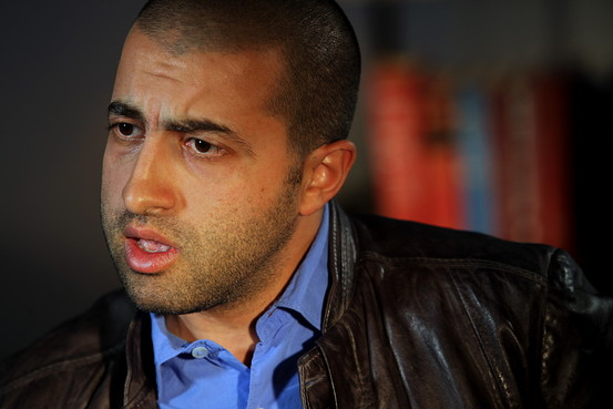 Christian convert, ex Hamas member, Mosab Hassan Yousef